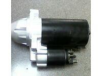 Mercedes sprinter diesel starter motor reconditioned.