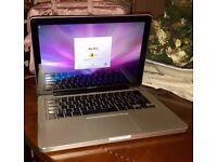 """MacBook Pro 13"""" i5 4GB 500GB HDD"""