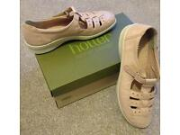 Hotter 'sunset' ladies shoes- brand new. BNIB