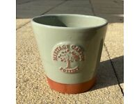 Heritage Garden Pottery Indoor Plant Pot