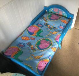 George pig toddler bed