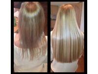 LA Hair extensions 100% real