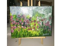 Painting- Wild flowers