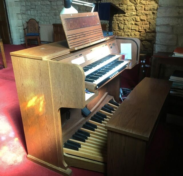Praeludium Galanti DIGITAL Church Organ Console and pedal board | in  Oxenhope, West Yorkshire | Gumtree