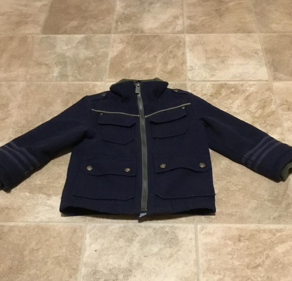 94b29fb4a0cf Ted Baker toddler coat age 3-4