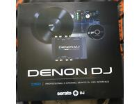 Denon DJ DS1 boxed and complete
