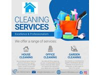 Cleaning Services (Residential, Tenant, SA, Deep Cleans, New Builds, Office, Gardening, etc!)