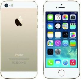 Brand New iPhone 5s 16gb gold unlocked