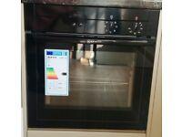 Neff B14M42S3GB black, single electric oven
