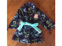 Kids George Pig dressing gown.12/18 mths. Great condition, £5