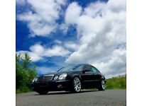 2008 (58) Mercedes E320 CDI / 7G-Tronic Automatic / Full Dealer History