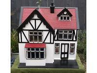Mock Tudor Dolls House For Sale