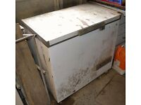 Giant sized freezer - for free - come and get it!