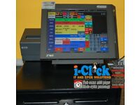 Checkout XN905 Touchscreen System 15 for Bar Cafe Restaurant Takeaway Chinese