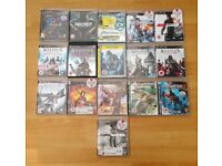 PS3 Boxed Games, 16 In Total, Sell or Swap As One Job Lot