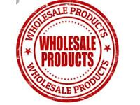 Buy from the Leading UK Wholesale Supplier. £500 Minimum Order. Free Delivery