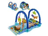 BABY'S FRIENDS - OCEAN THEMED ACTIVITY GYM AND PLAY MAT £16 EACH