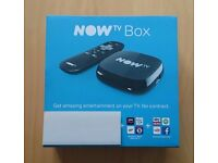 NOW TV Box Digital HD (Model: 4200SK-UK) Brand New - NO PASS INCLUDED