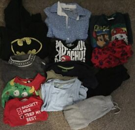 3-5 years boys clothes