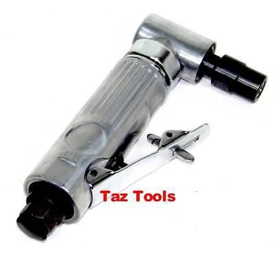 "1/4"" Air Angle Die Grinder Right Angle Die Pneumatic Polisher Cleanning Cutting"