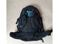 Lifeventure Meru 65 litre round the world style backpack
