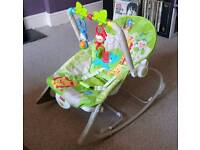 Baby bouncer Fisher price rainforest friends