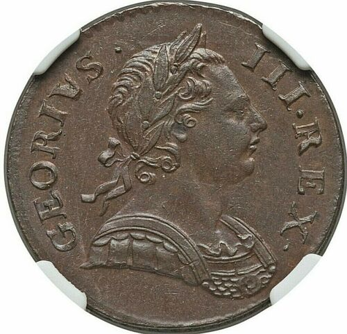 1772 GREAT BRITAIN GEORGE III
