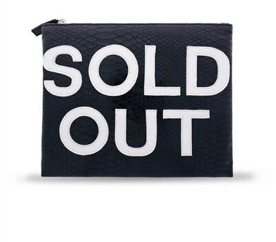 Iphoria Sold Out Cosmetic Bag/Clutch