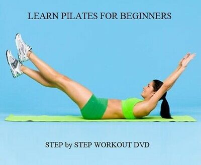 Basic Beginners Pilates Fitness Workout DVD Exercises Fat Burner Weight Loss