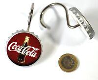 Coca Cola Usa Ganci Della Tenda Doccia Da -  - ebay.it