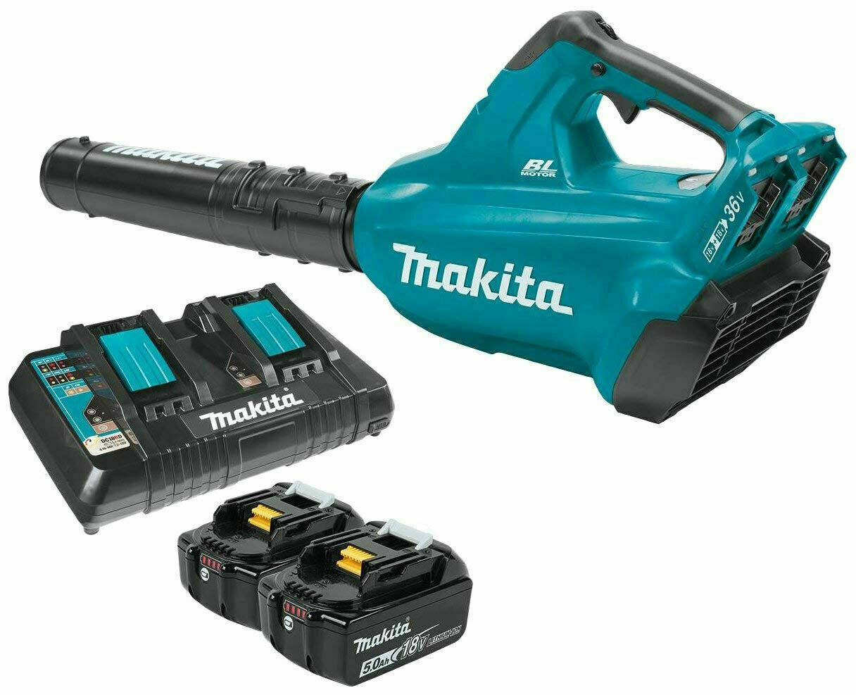 NEW IN BOX Makita XBU02PT 18V X2  LXT Battery Brushless Blow