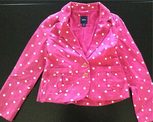 Gap girl's spring blazer/ coat