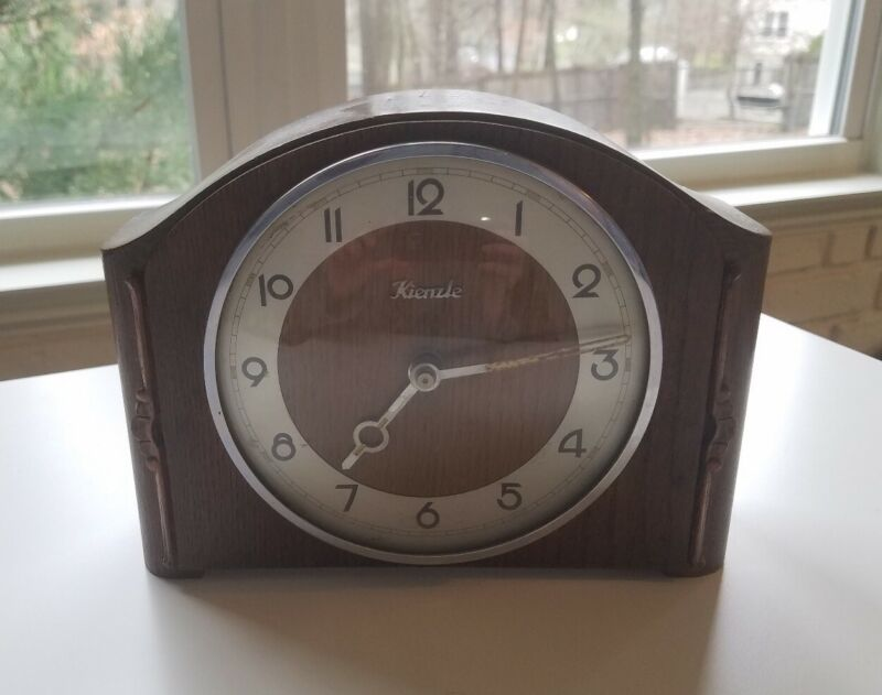 Vintage Kienzle German Mantle Clock