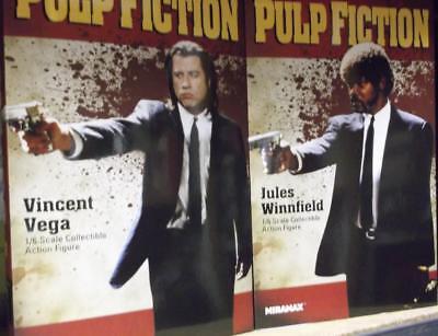 Pulp Fiction Poster Tarantino/'s Vincent Vega and Jules Winnfield 158 x 53cm