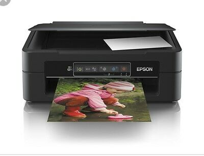 Epson Expression Home XP-245 Wi-Fi Printer, Scan, Copy,Air print