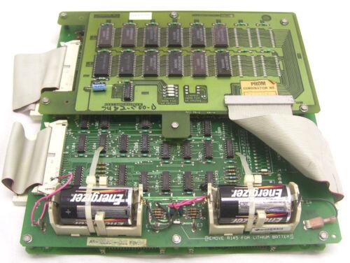 GOULD MODICON  MEMORY MODULE  AS-M485-008  PCB S480-200 REV B   60 Day Warranty!