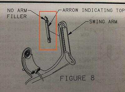 Herman Miller Aeron Chair Plastic Arm Filler. No Aeron Arms Filler Aeron Parts