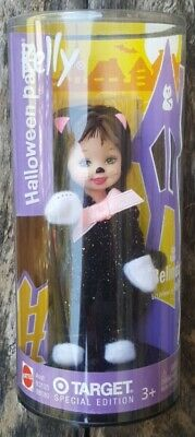 Belinda Cat Kelly Doll Halloween Party Barbie NRFB Costume Target Exclusive 2003](Cat Halloween Costumes Target)