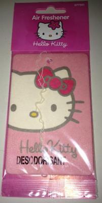 Hello Kitty Lufterfrischer (HELLO KITTY Car air freshener / Désodorisant voiture / Auto Lufterfrischer)