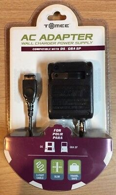 Nintendo Game Boy Advance SP Charger AC Adapter Wall Power Supply New