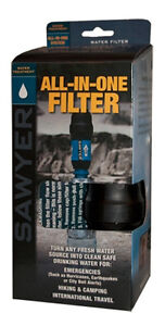 Sawyer All-In-One Camping Water Filter (SP181)