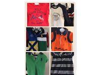 Baby boy designer Ralph Lauren clothing bundle