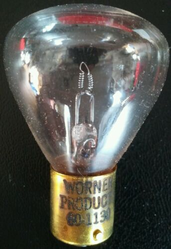 Chicago Miniature 60-1130 Light Bulb Chrysler Plymouth Ford Chevy Taillight NOS