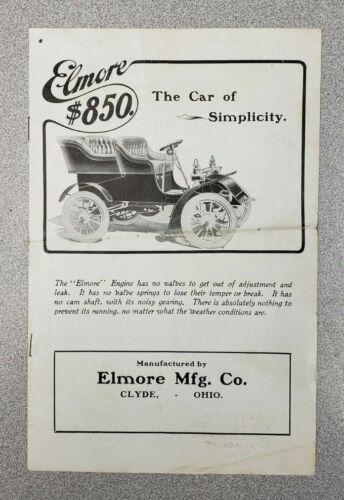 1904 Elmore Sales Folder