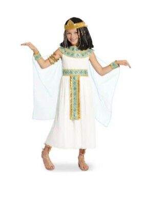 Costumes USA 2 Pc Cleopatra Costume Little Girls Size 8-10 - 2 Girls Costumes
