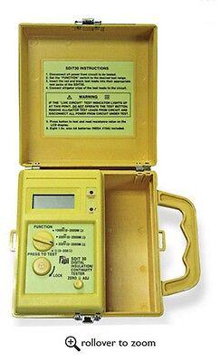 Tpi Sdit30 Digital Megohmmeter Insulation Resistance Tester Irt