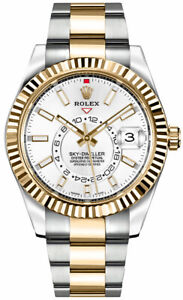 Rolex Sky-Dweller : Full Set Boxs / Papers & WatchAuthenticCertificate