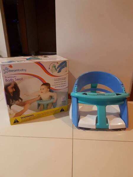 Magnificent Dreambaby Premium Bath Seat Component - Bathtubs For ...