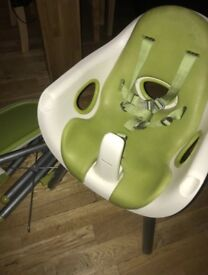 Mama's and papa's deluxe high chair
