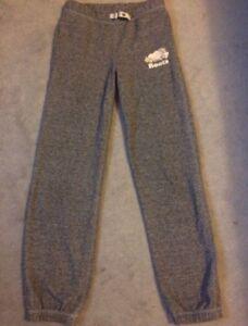 Roots girls sweatpants, grey, size 12